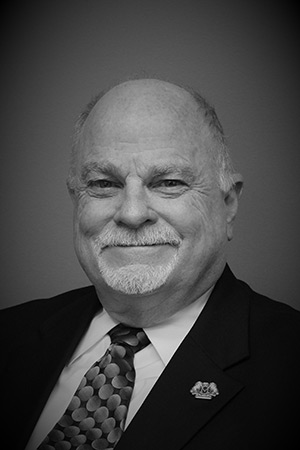 Photo of W. Brian Russell<br />Certified Public Accountant